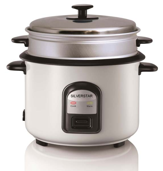 SSRC1801 Rice Cooker with Steam