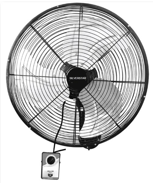 "18"" Wall Fan with Control"