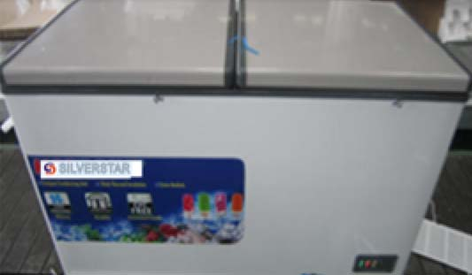 CF500101 Chest Freezer