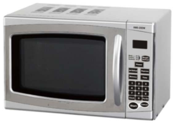 MW20DG01 Electric Oven