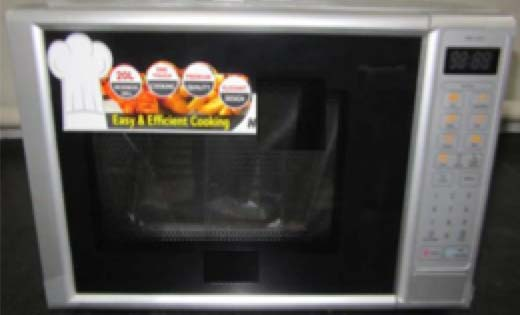 MW20DG03 Electric Oven