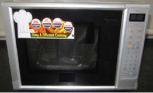 MW20DS03 Electric Oven
