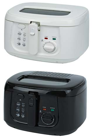 SDF-165 2.5L Deep Fryer