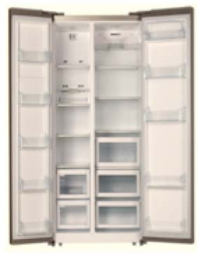 SSRFF582 Electric Refrigerator