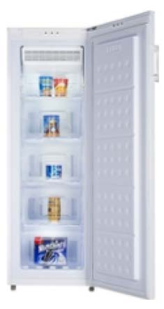 SSVFL156 Showcase Freezer