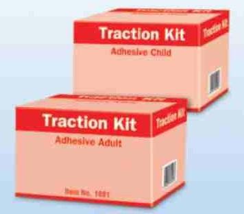 Adhesive Traction Kit