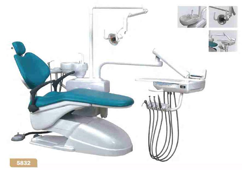 5832 Automatic Dental Unit