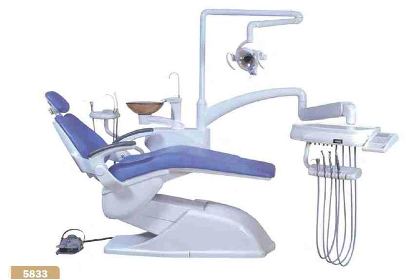 5833 Automatic Dental Unit