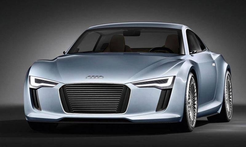 2015 Audi R5