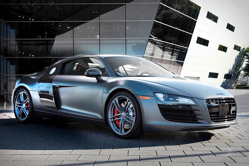 Audi R8 Exclusive