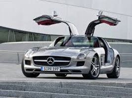 Benz SLS AMG