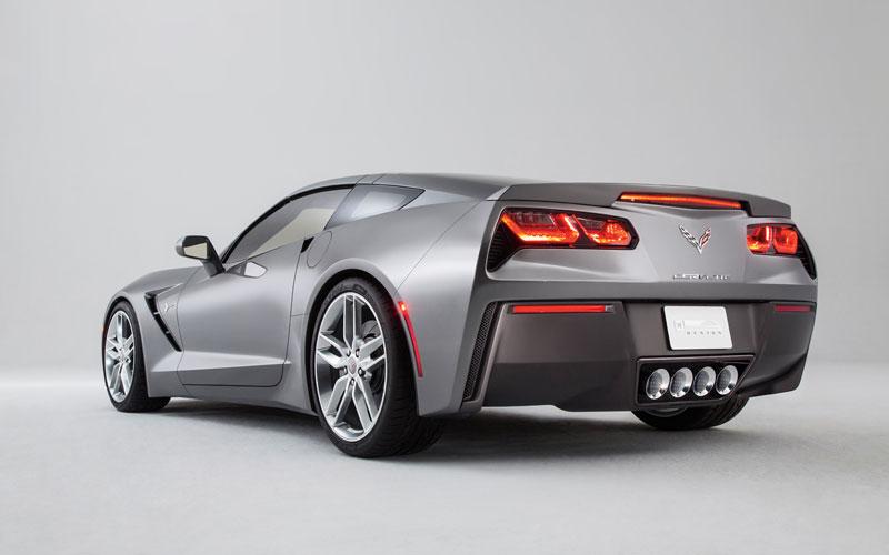 Chevrolt Corvette