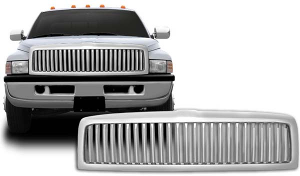 Grille Body Parts