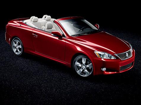 Lexus IS-Convertible