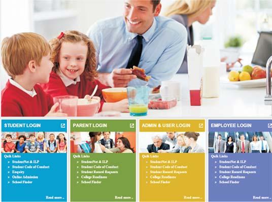 Tech Smart School Management System