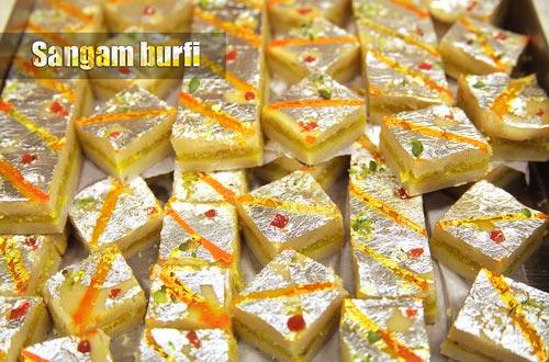 Sangam Burfi