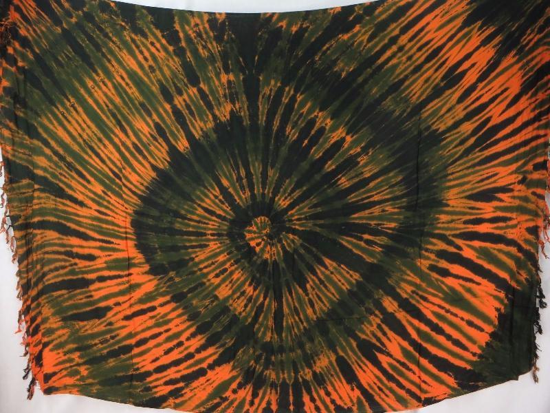 Rayon Tie Dye Sarong