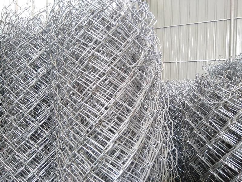 Chain Link Wire Mesh Rolls 02