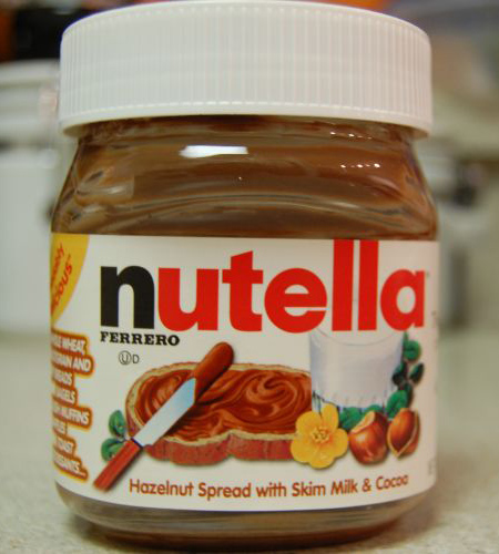 Nutella Cream