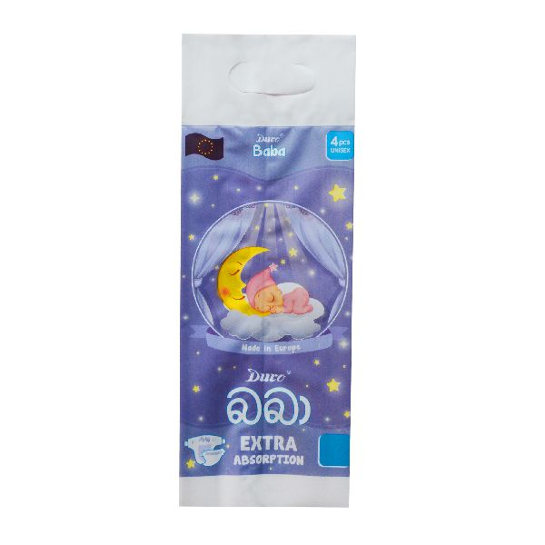 Center Sealed Bags