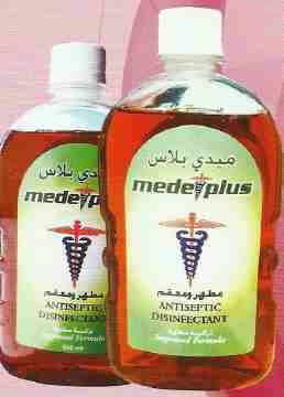 Mede Plus Antiseptic Disinfectant