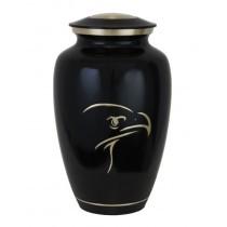 Beautiful Brass Cremation Urn