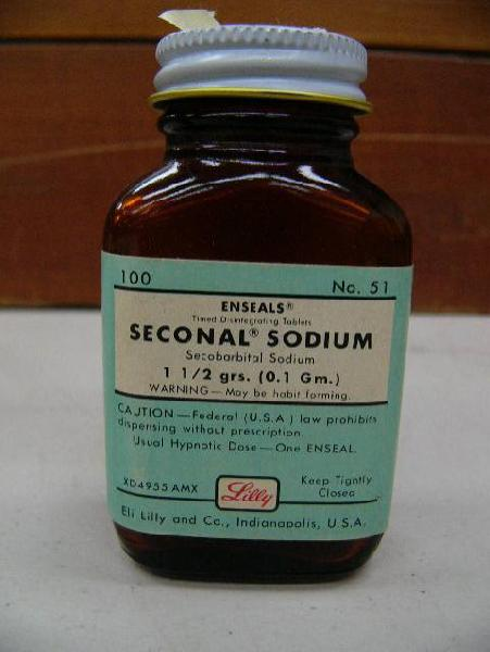 Seconal Sodium Tablets