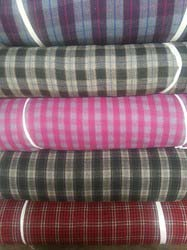 Cashmilon Check Shirting