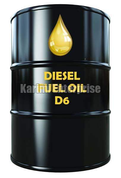 D6 Diesel Petroleum Products