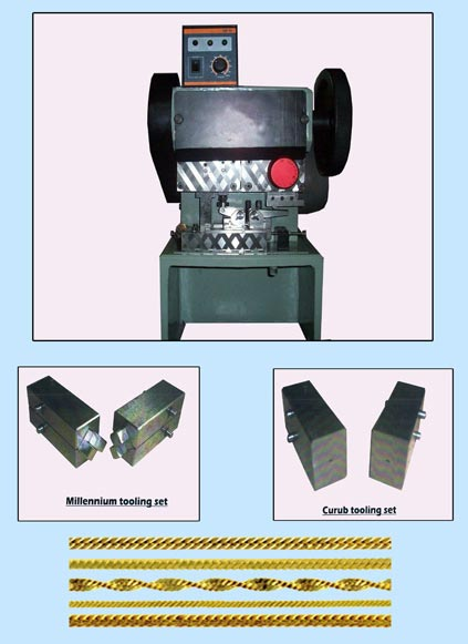 Automatic Chain Compacting Machine