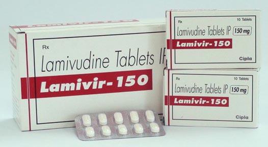 Lamivir-150 Tablets