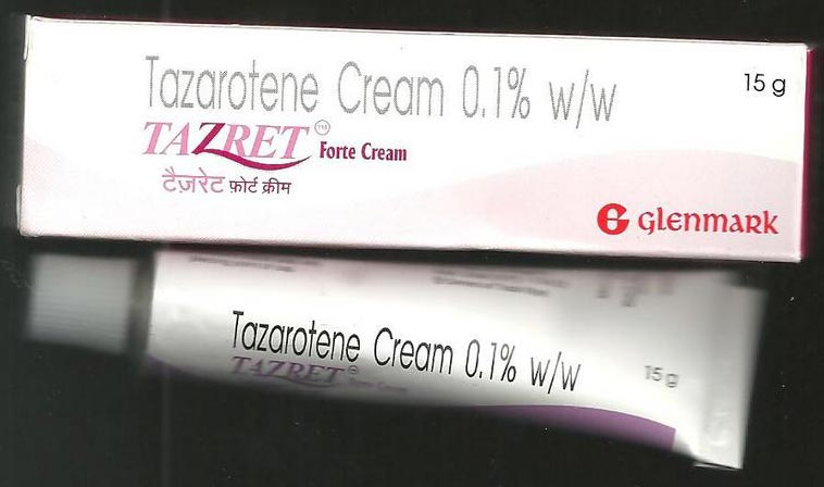 Tazret Forte Cream