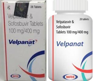 Velpanat Tablets
