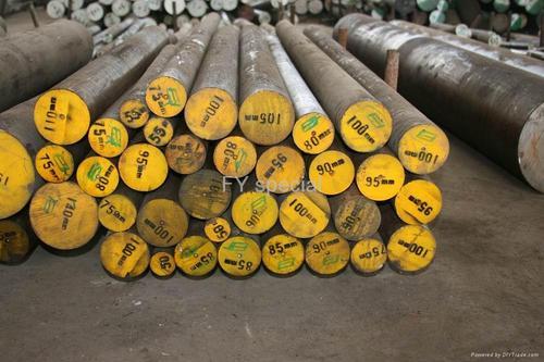EN 9 Alloy Steel Rods