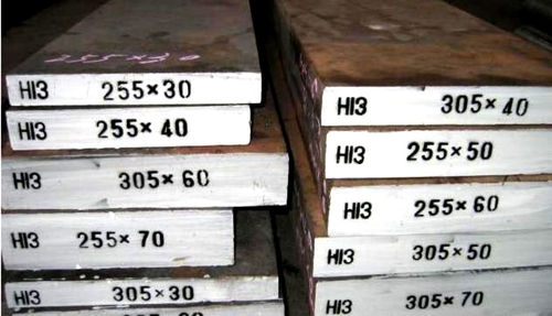 H13 Hot Die Steel Flats