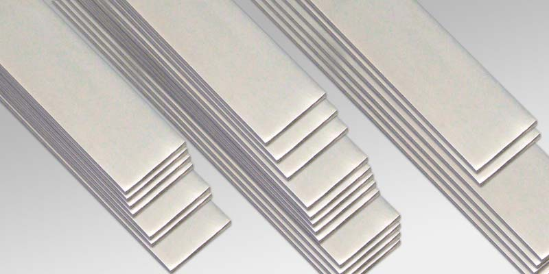 M2 High Speed Steel Flats