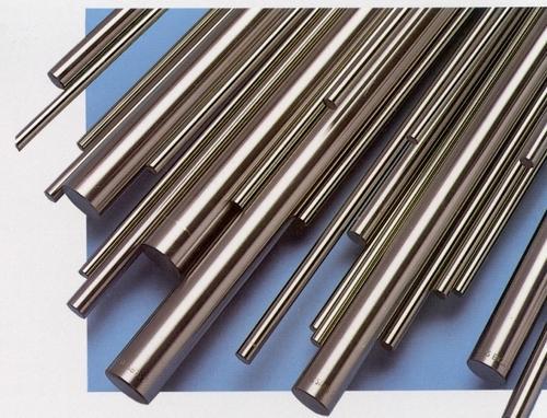 Silver Steel Bars