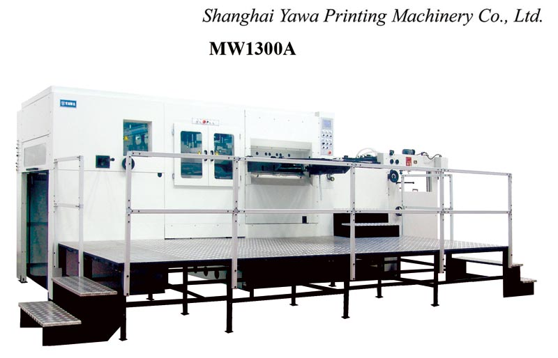 Automatic Die Cutting Machine (MW1300A)
