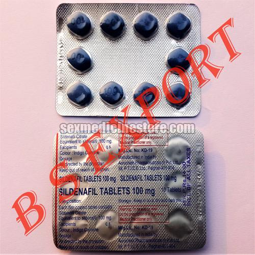 Sildalis Tablets