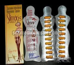 Slimex 15 Capsules
