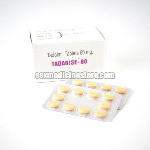 Tadarise 60 Tablets