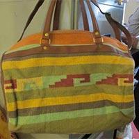 Ladies Cotton Canvas Handbags