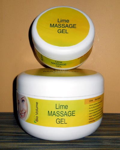 Lime Massage Gel