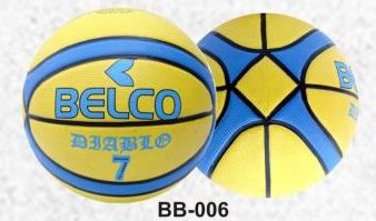 BB-006 - Diablo Basketbal