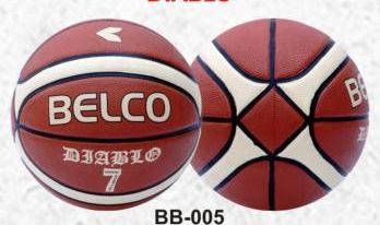 Diablo Basketballs