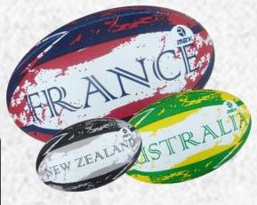 Flags Rugby Ball 02