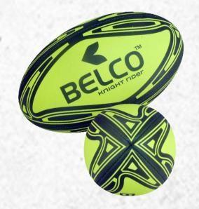 Knight Rider Rugby Balls 02