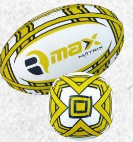 Matrix Rugby Ball 02