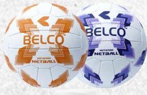 Net Star Netballs