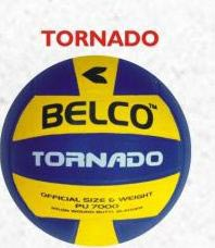 Tornado Volleyballs